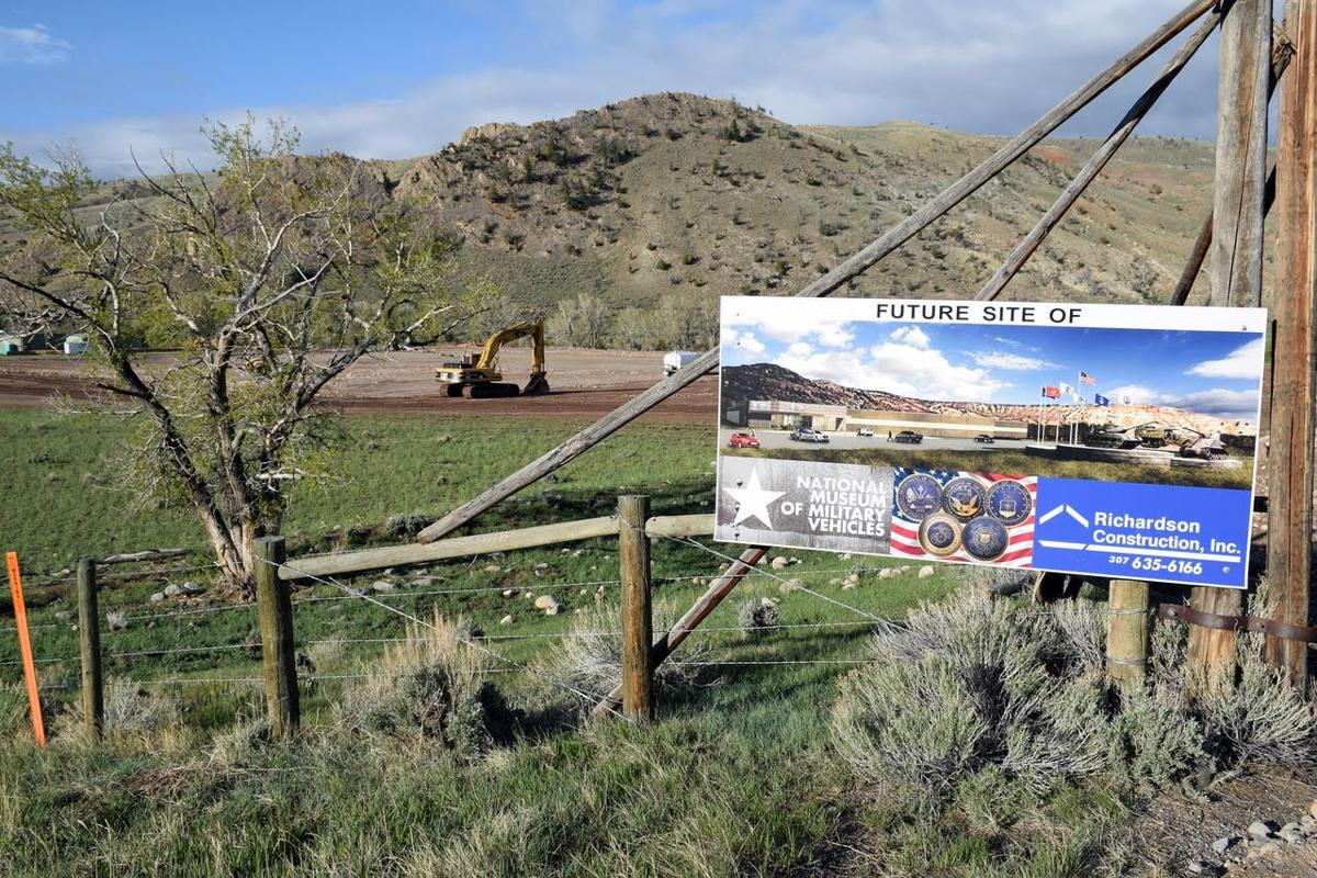 Man plans museum for military vehicles near Dubois | News | trib.com