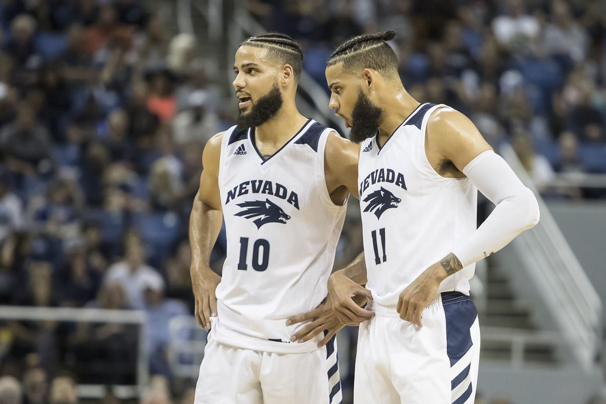Nevada's Martin twins