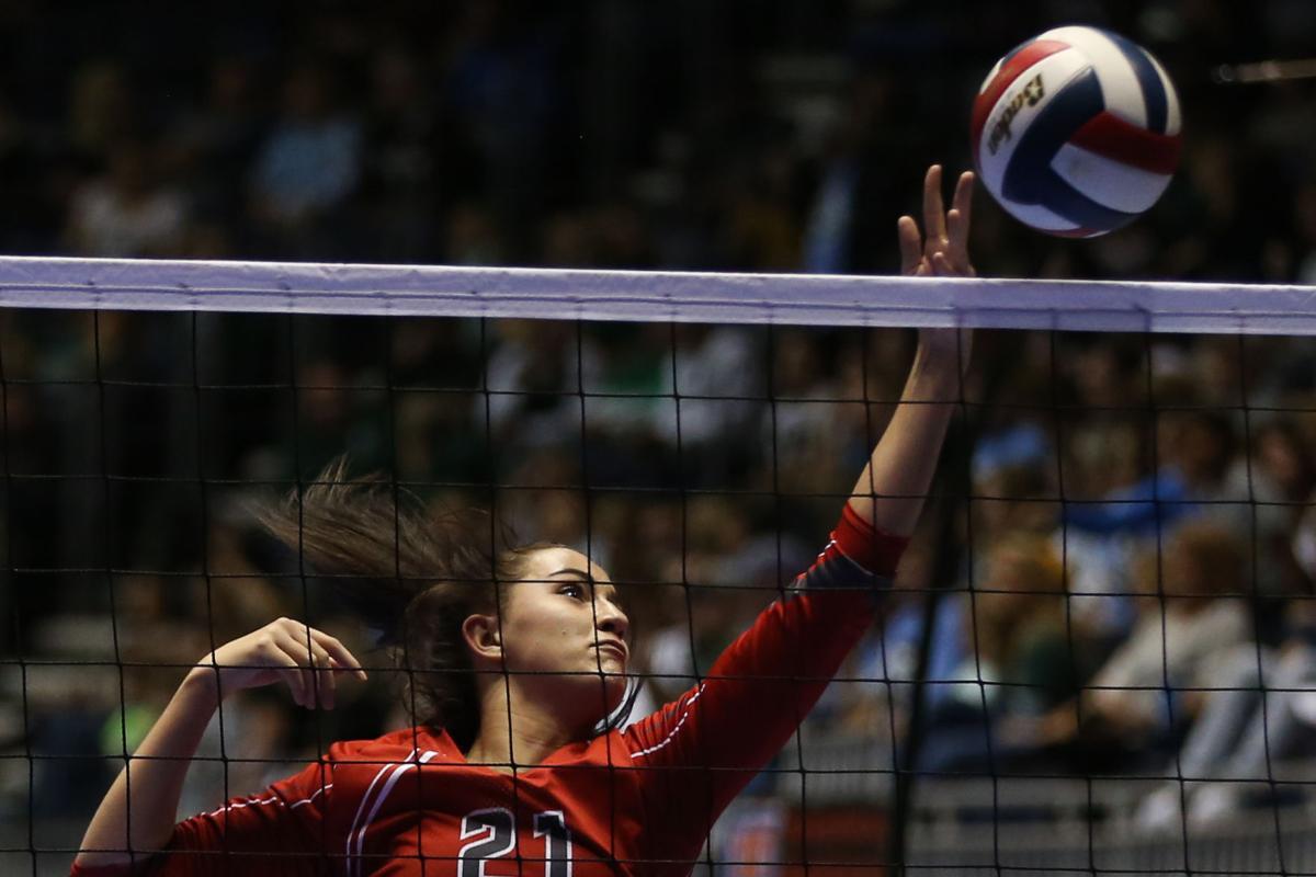 State Volleyball Finals - Sundance