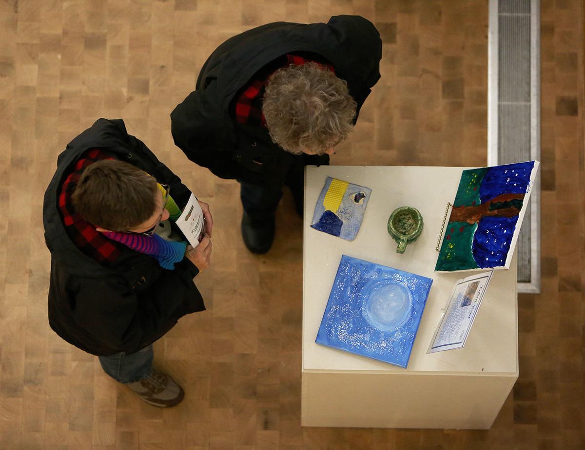 Dementia Art Gallery