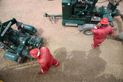 Oil field services struggle to keep up with increase in