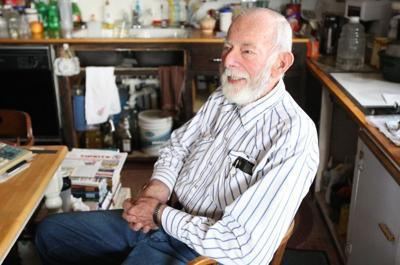 Lyle Svoboda, World War II Veteran