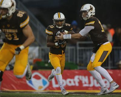 Bohl: 'Very probable' Wyoming's Josh Allen will be 100 percent for