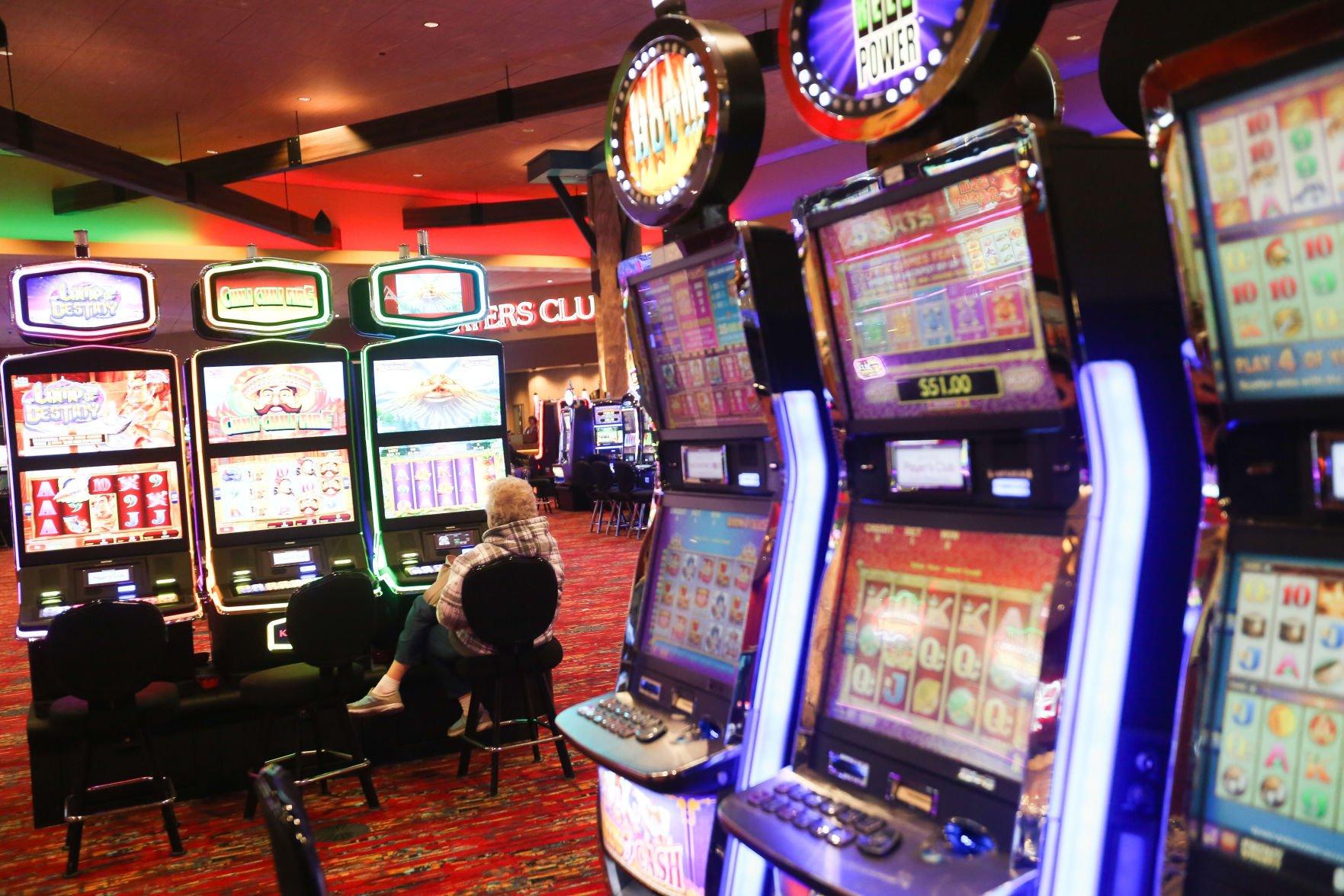 Gambling boost econmy gambling age at muckleshoot casino