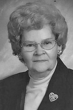 Edna Joan (Clapp) Garrett