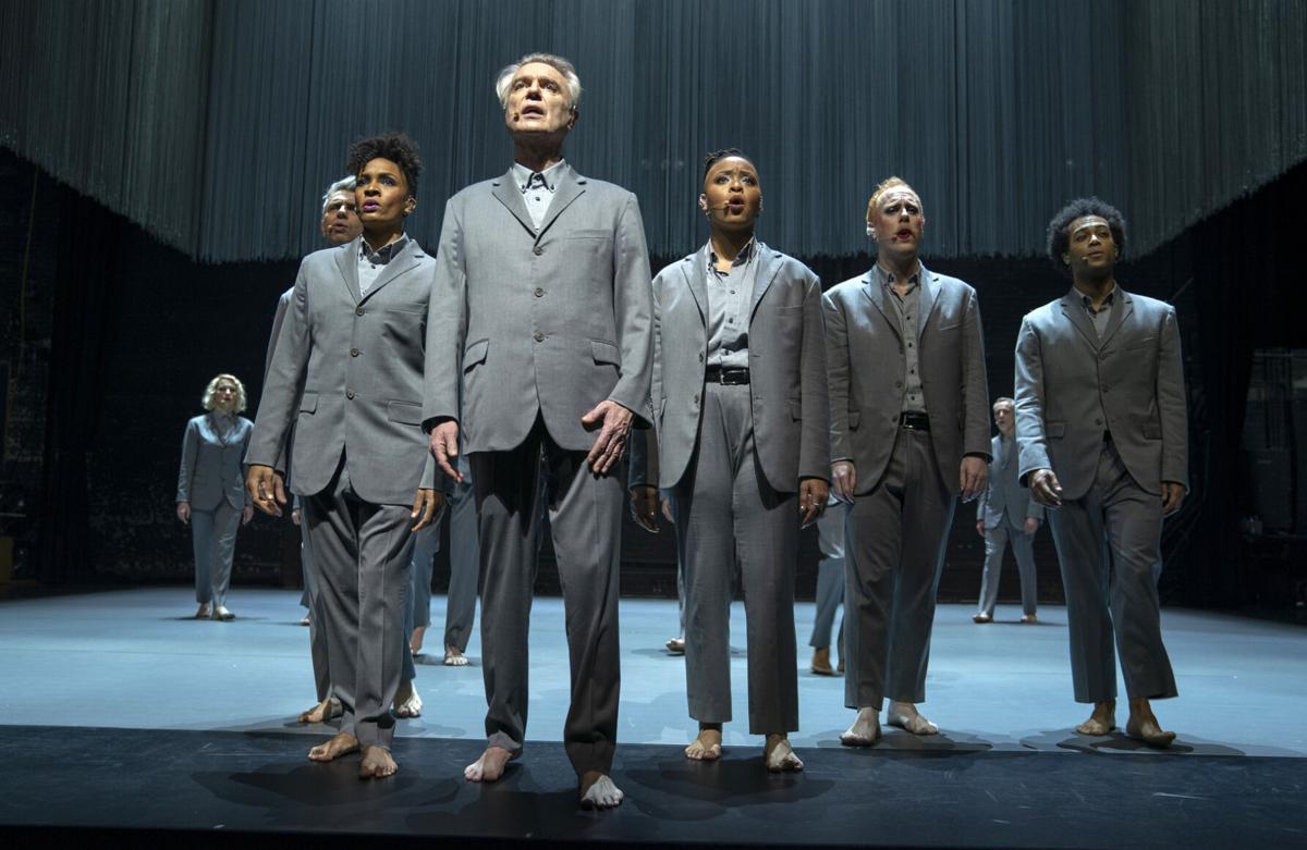 Film Review - David Byrne's American Utopia