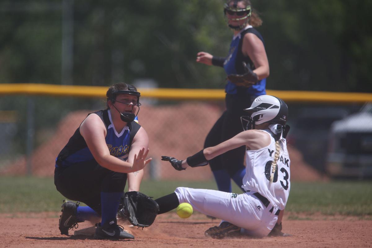 Casper vs. Green River softball
