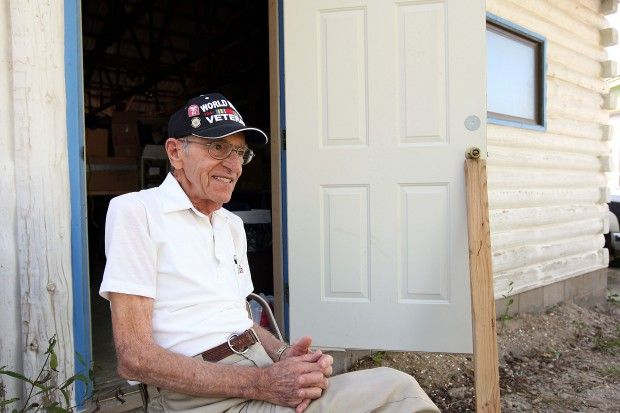 Dick Ament, World War II Veteran