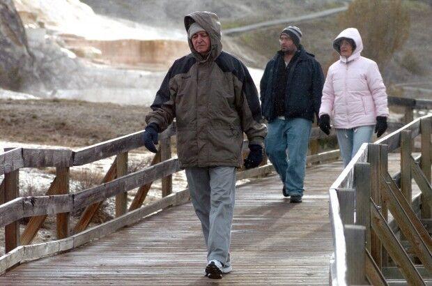 Yellowstone Boardwalks