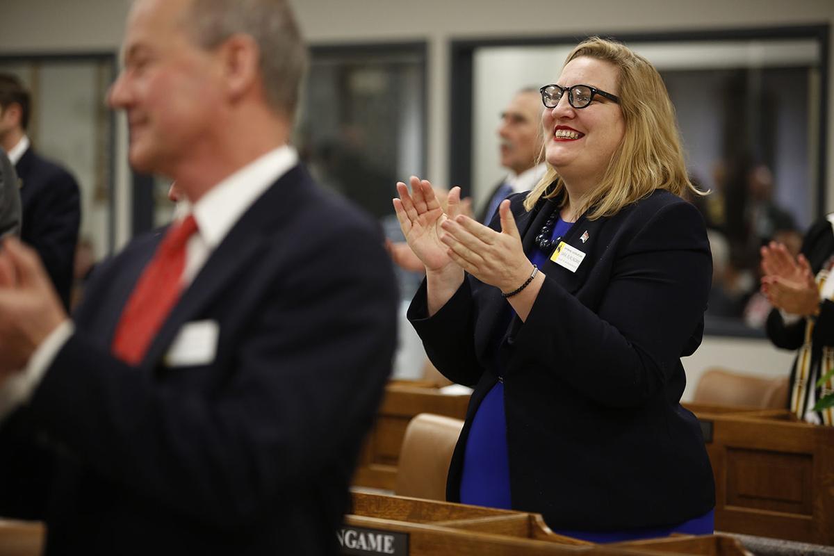 Legislature Day One