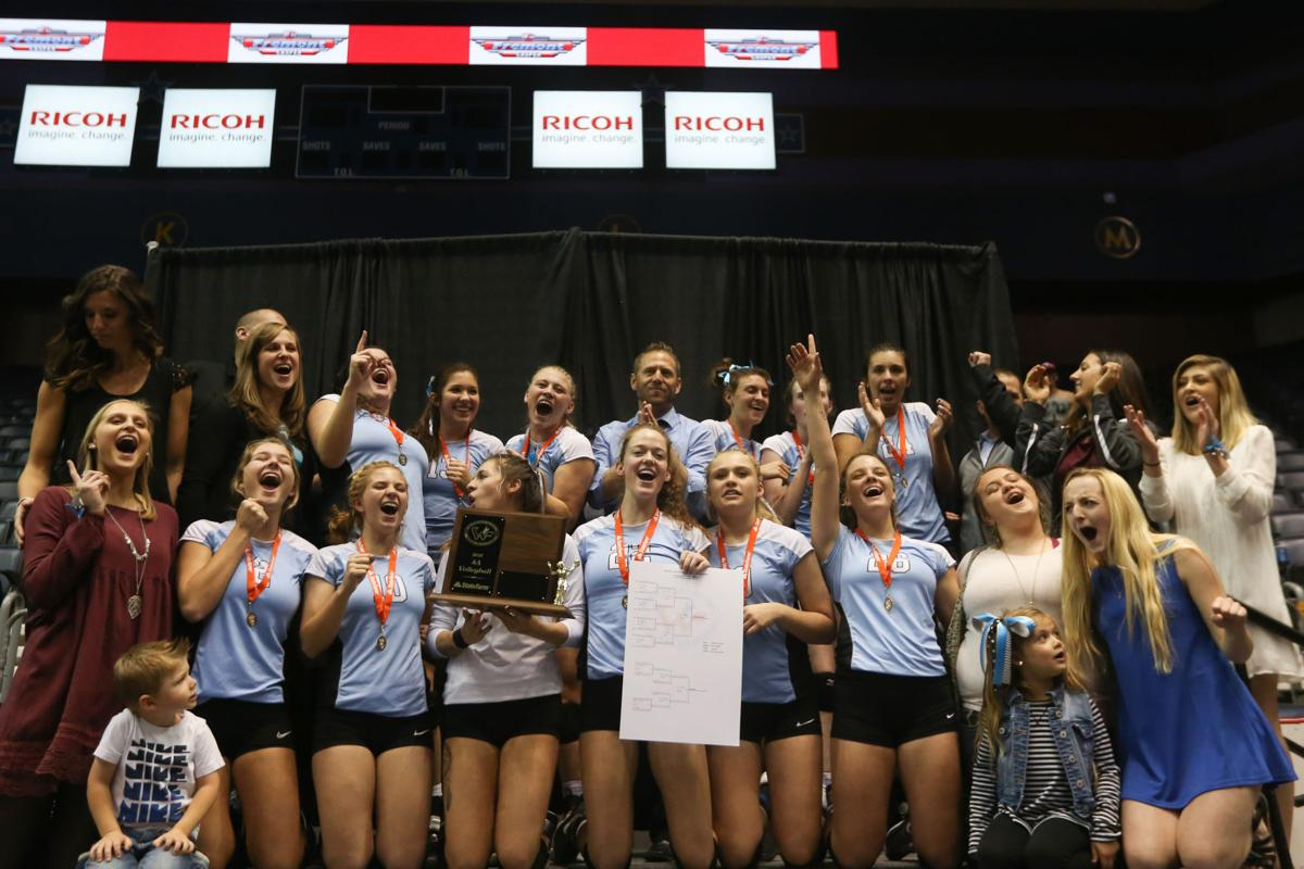 State Volleyball Finals - East