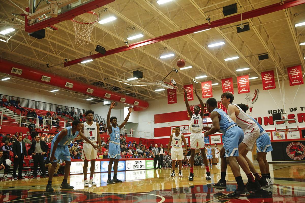 Casper College Mens Basketball