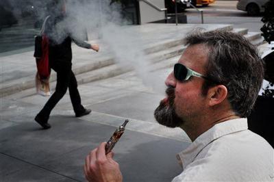 California declares electronic cigarettes a health threat (copy)