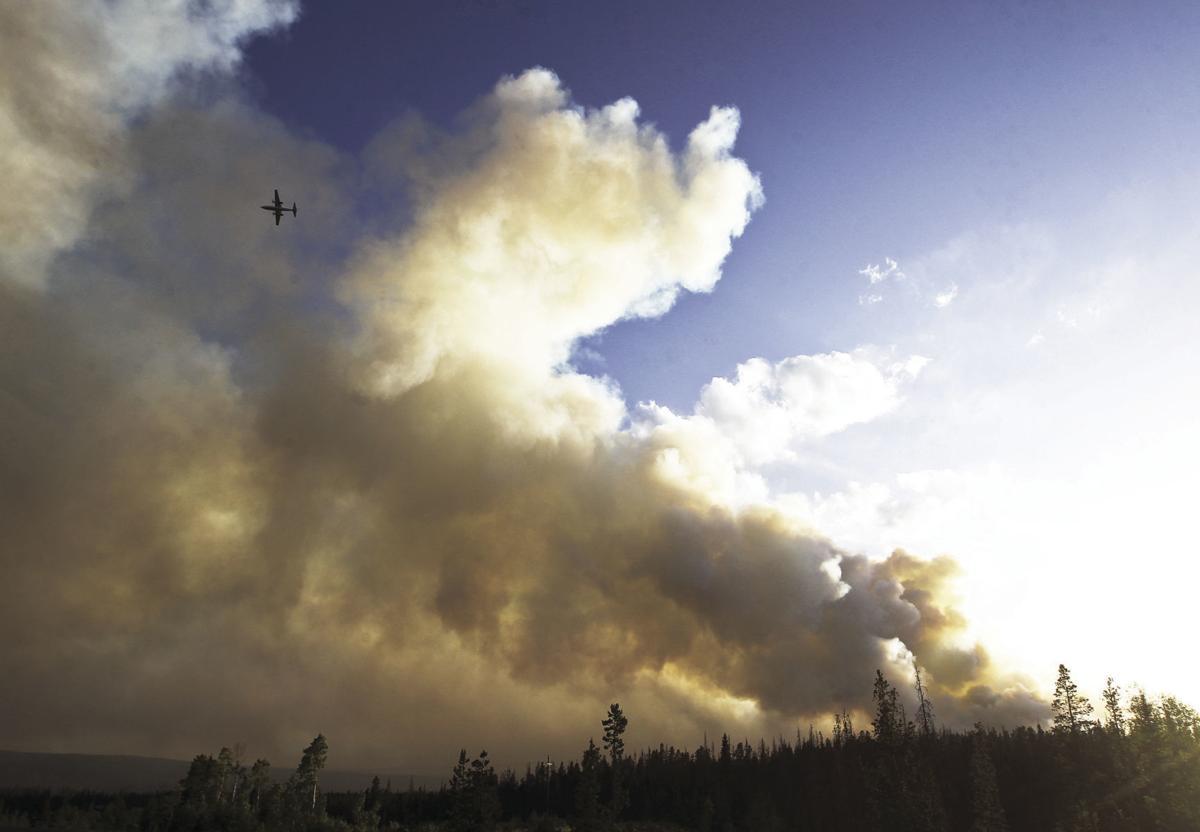 Badger Creek Fire