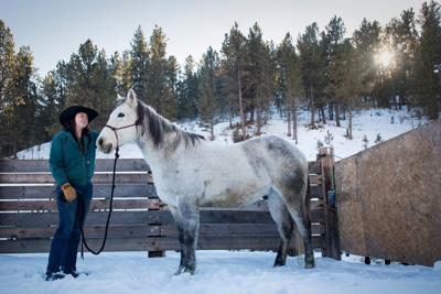 Wyoming woman recovering 6 months after roping accident, life-threatening brain injury