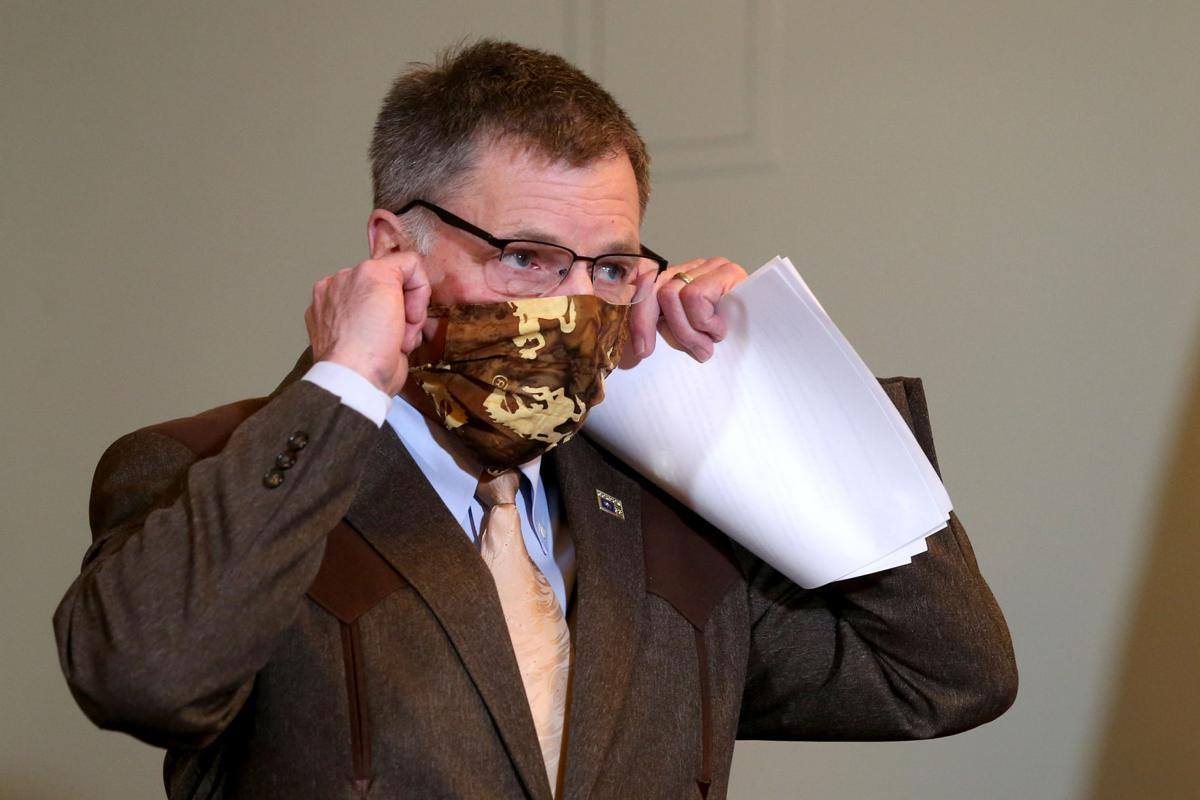 Gordon mask
