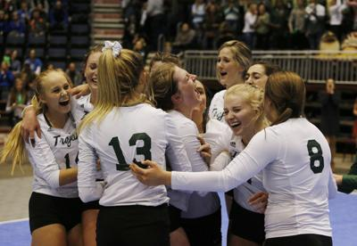 State Volleyball - Saturday
