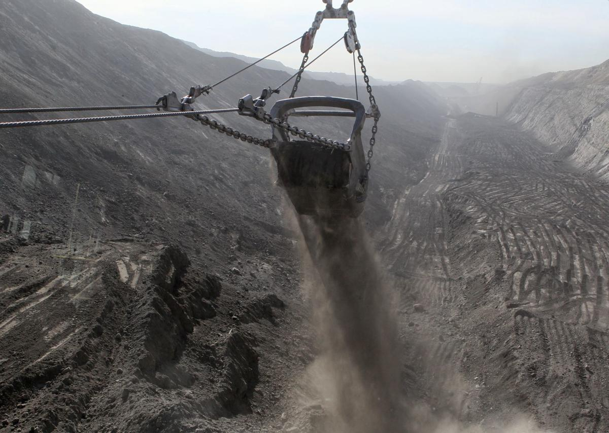 Wyoming coal mines deliver energy to America