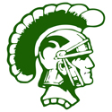 Kelly Walsh Trojans logo
