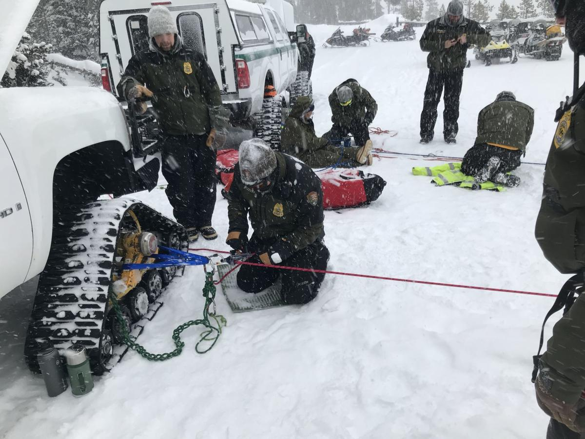 Yellowstone Rescue 2