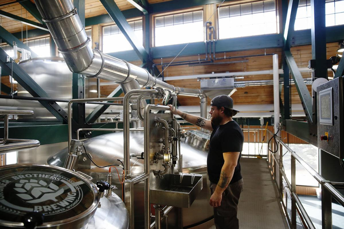 New: Gruner Brothers Brewing