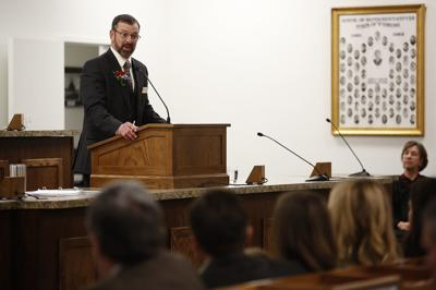 Who are the key players in the Wyoming Legislature?
