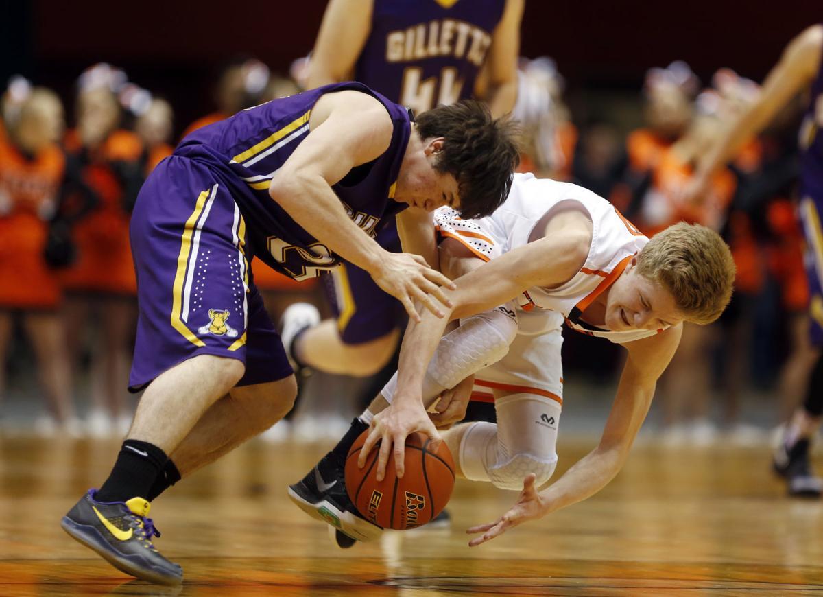 4A Boys State Basketball - Friday