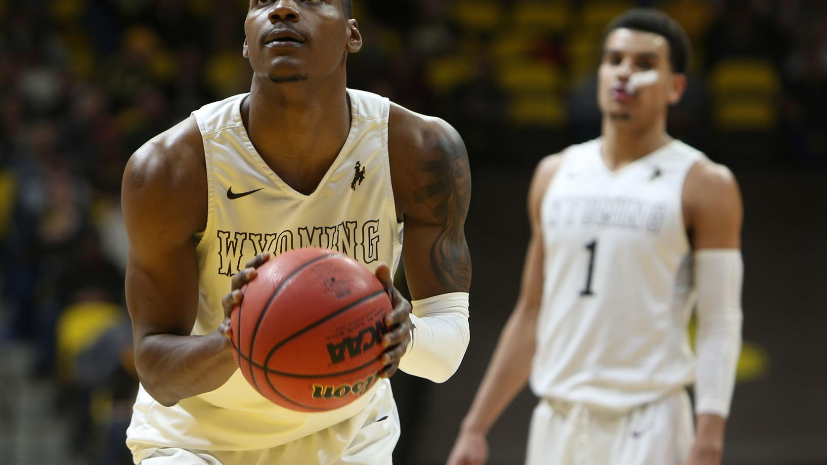 Wyoming men's hoops falls to New Mexico in highest-scoring game in A-A history