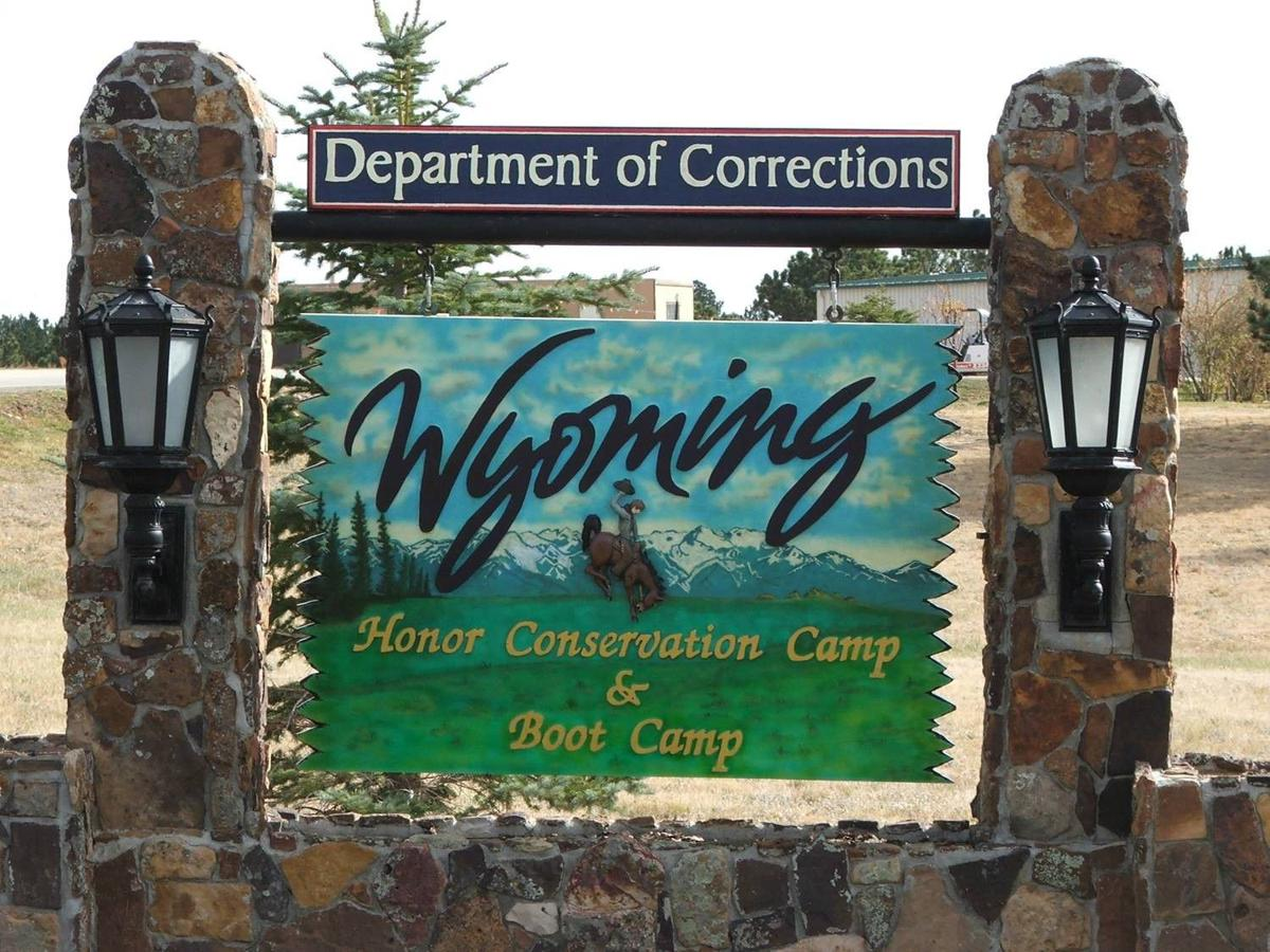 Wyoming Honor Conservation Camp & Wyoming Boot Camp