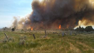 Sky Creek Fire