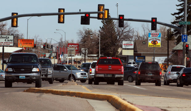 Major Casper road work, including CY Avenue, expected to