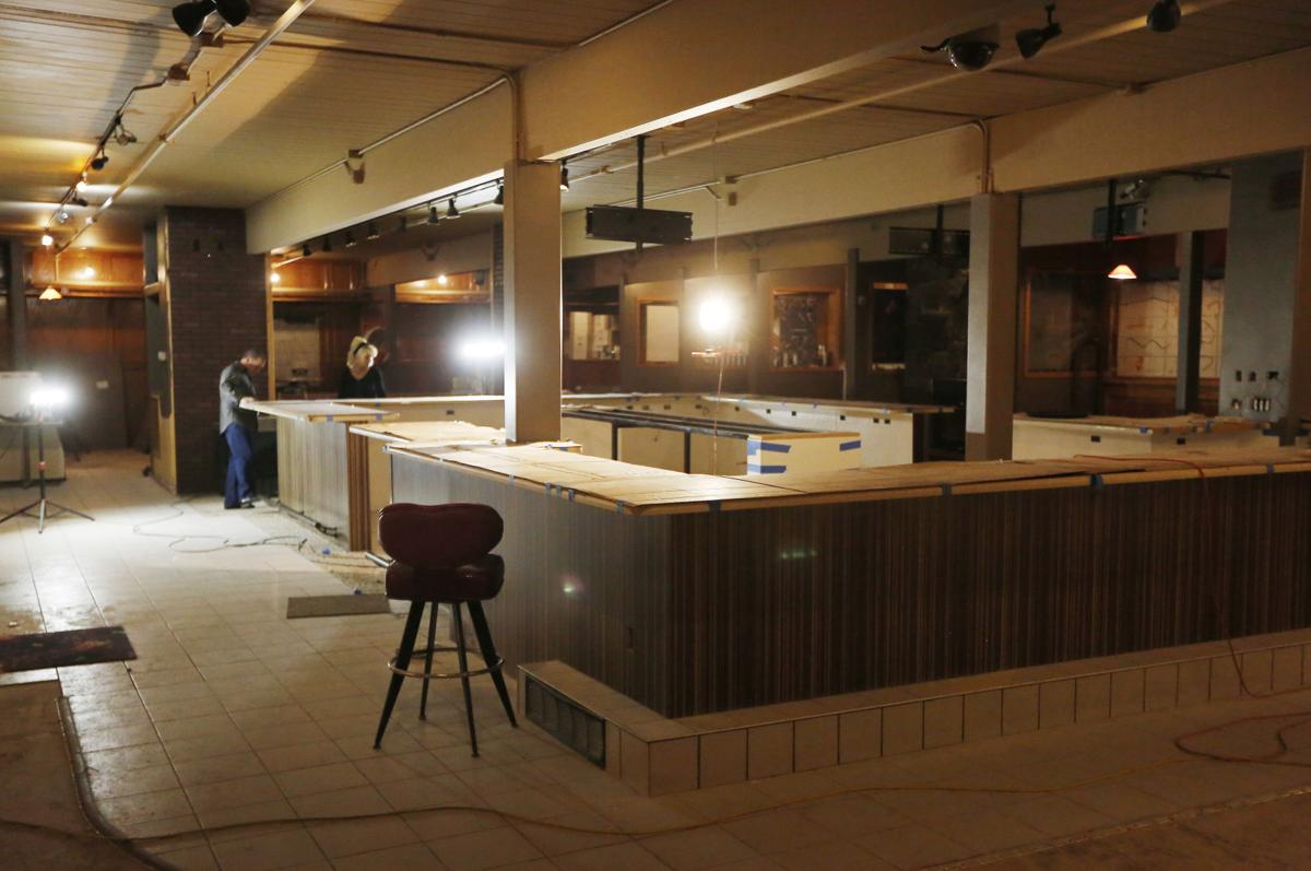The Office bar and grill set to open next month in Casper