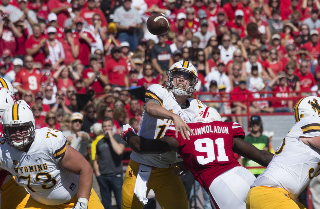 Iowa stifles Wyoming offense in season opener