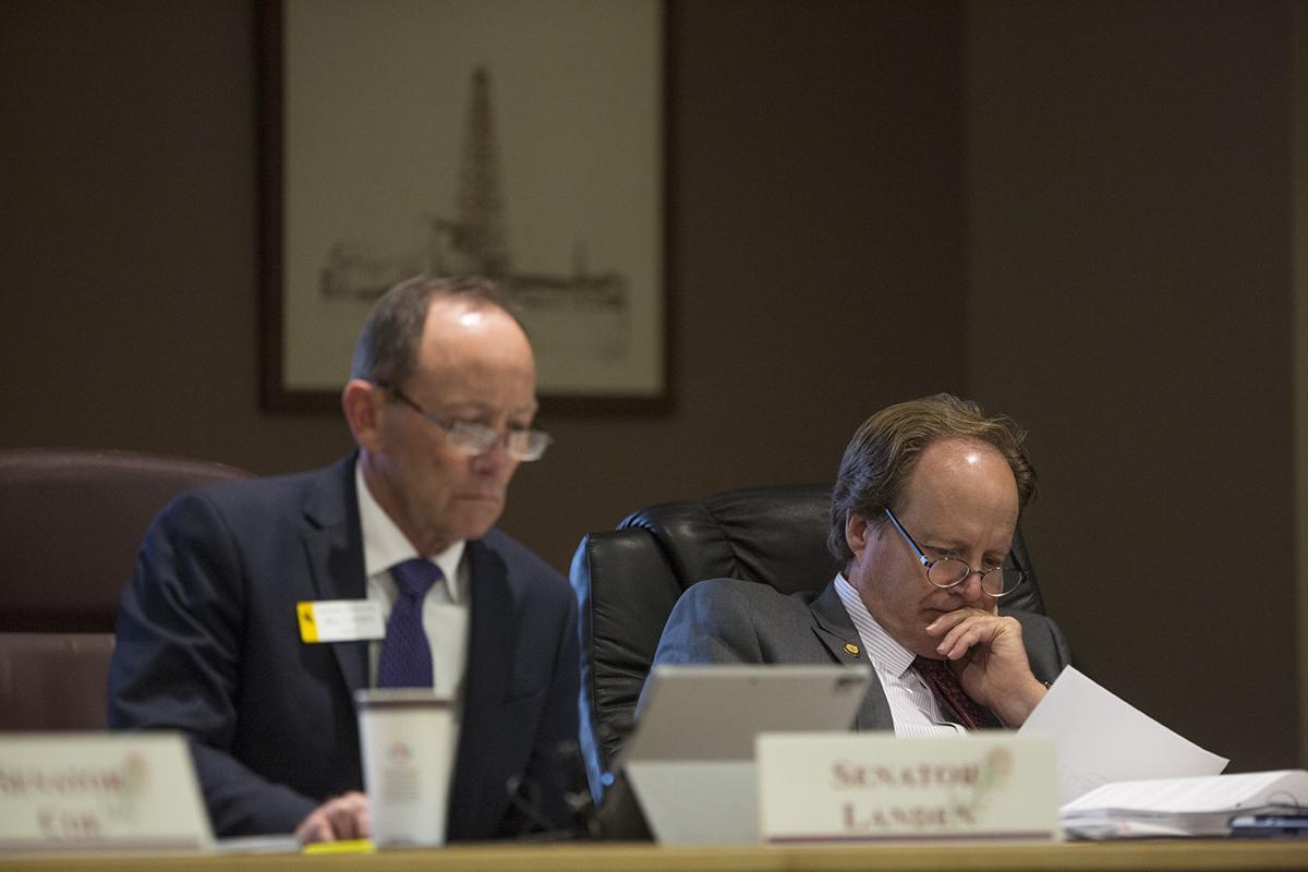 Recalibration Committee Meeting