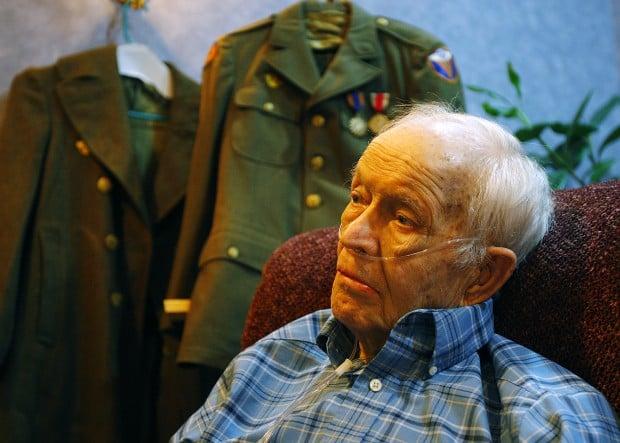 Staff Sgt. Ralph R. 'Rusty' Hamar, Casper