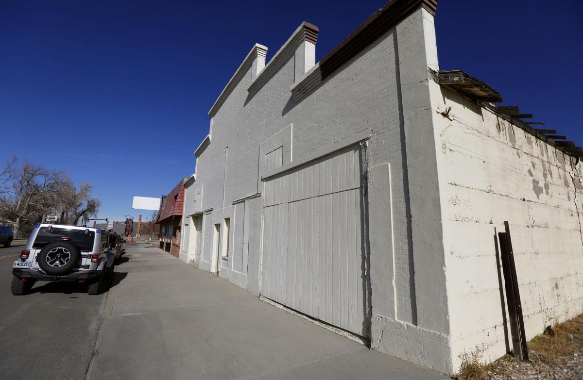 Ash Street Redevelopment