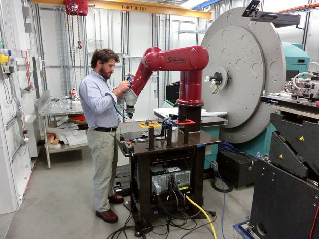 Jackson Hole company builds robot for national lab