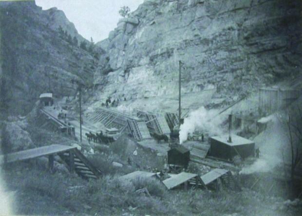 Answer Girl: History of the LaPrele dam   Casper   trib com