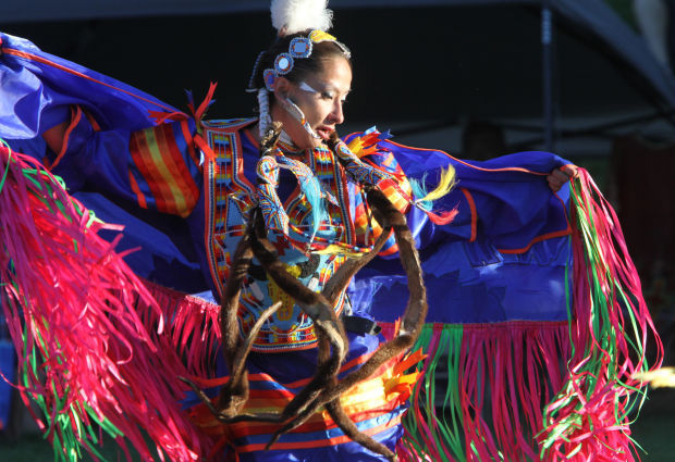 Plains Indian Museum Powwow