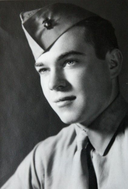 Jack Darnell, World War II Veteran