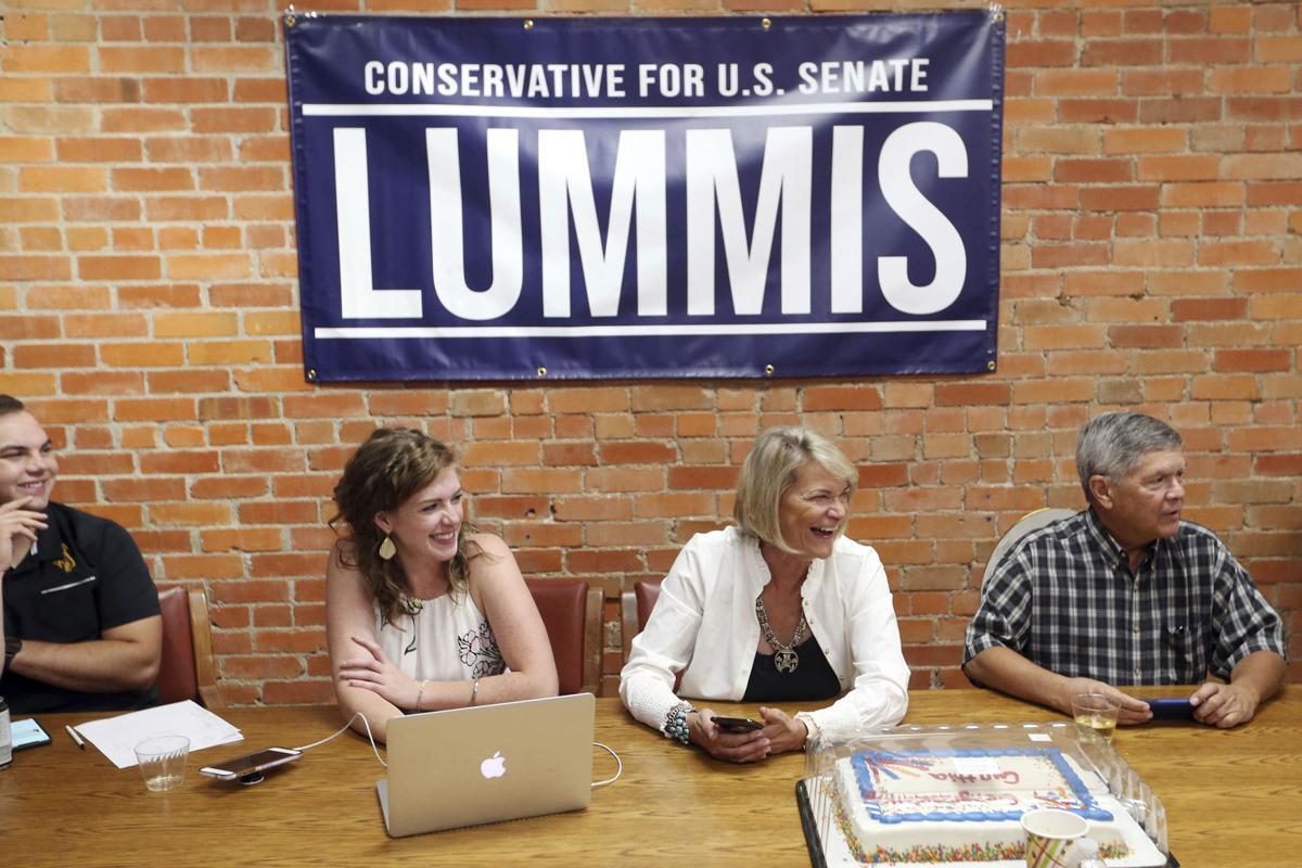 Election 2020 Wyoming Women