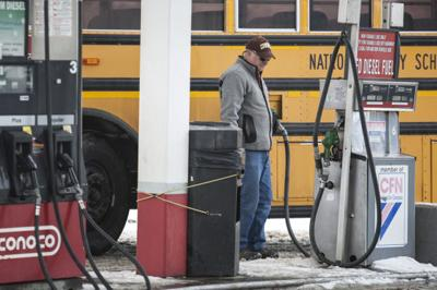 Wyoming Gas Prices