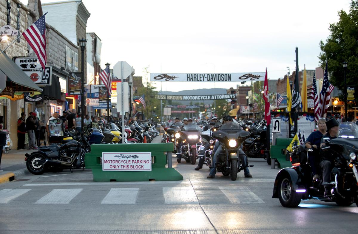 PHOTOS: Sturgis Motorcycle Rally Continues Wednesday