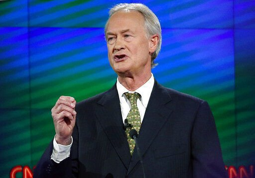 Lincoln Chafee files to run for president as Libertarian