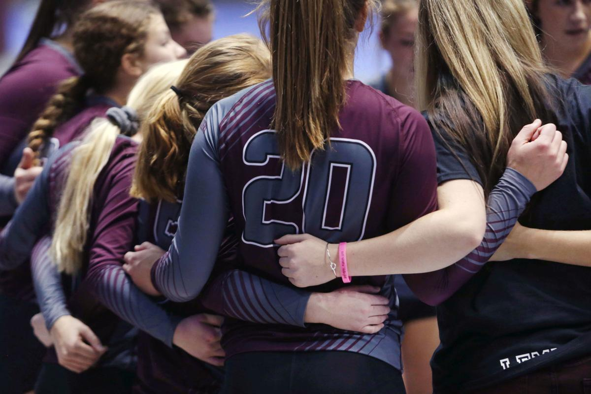 State volleyball Torrington