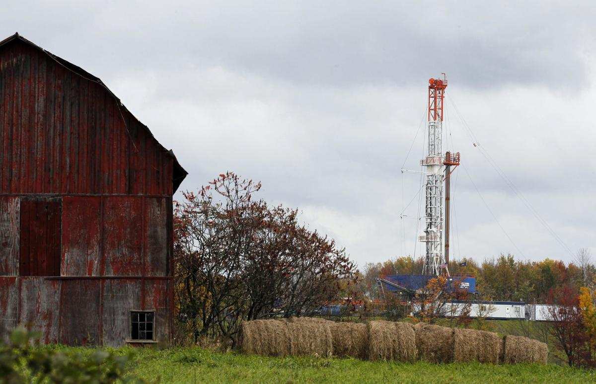 Gas Drilling Unlikely Partners