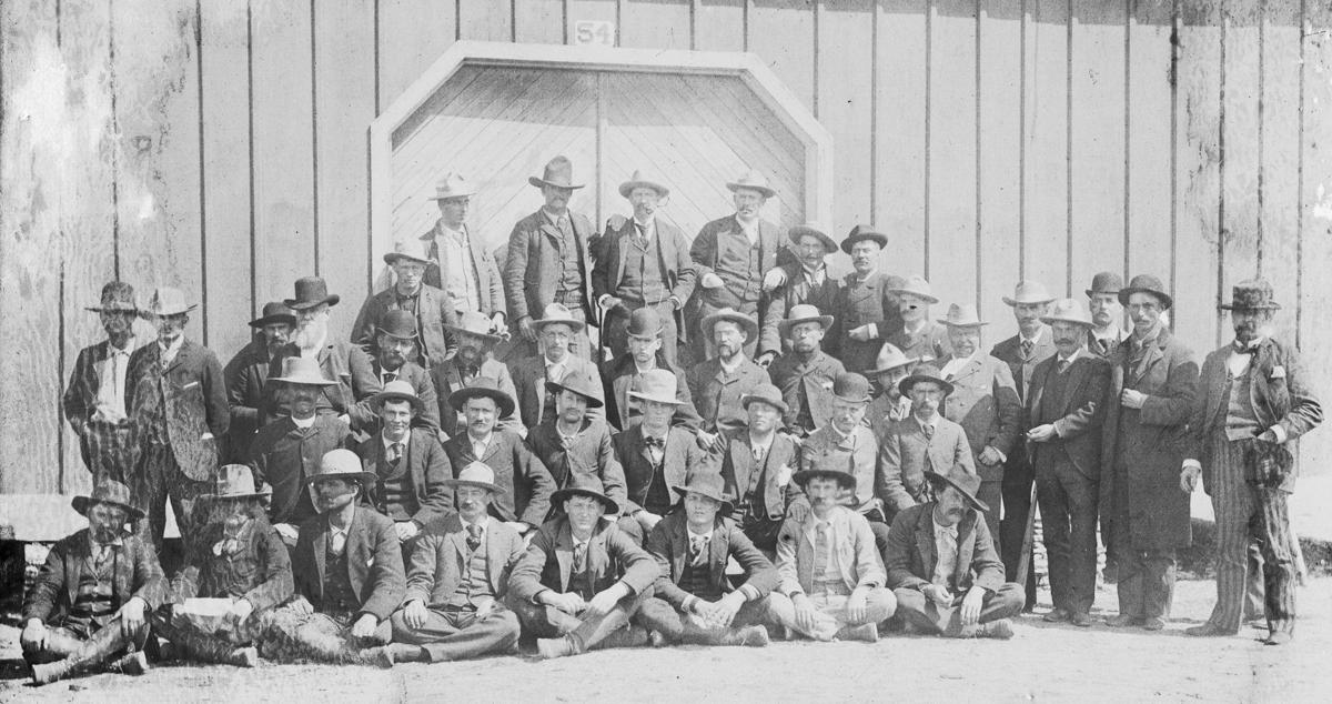 Fort Da Russell Cheyenne