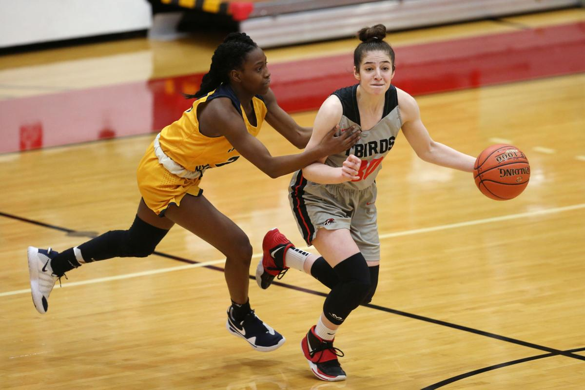 Casper College girls basketball