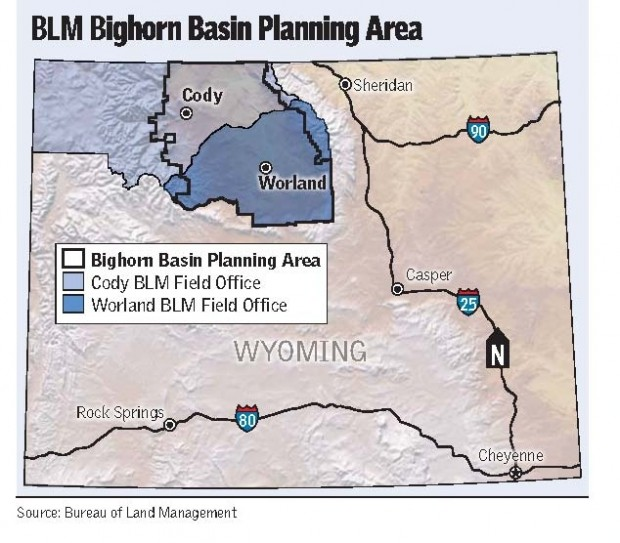 Closed Wyoming BLM meetings stir debate