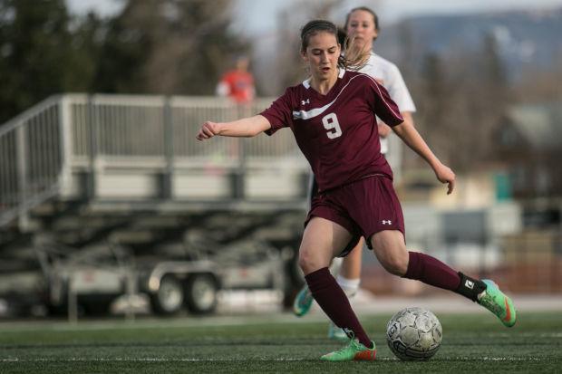 Natrona County vs. Laramie Girls Soccer